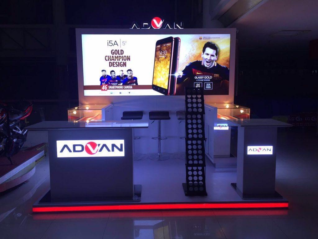 Advan Exhibition – Jambu Dua