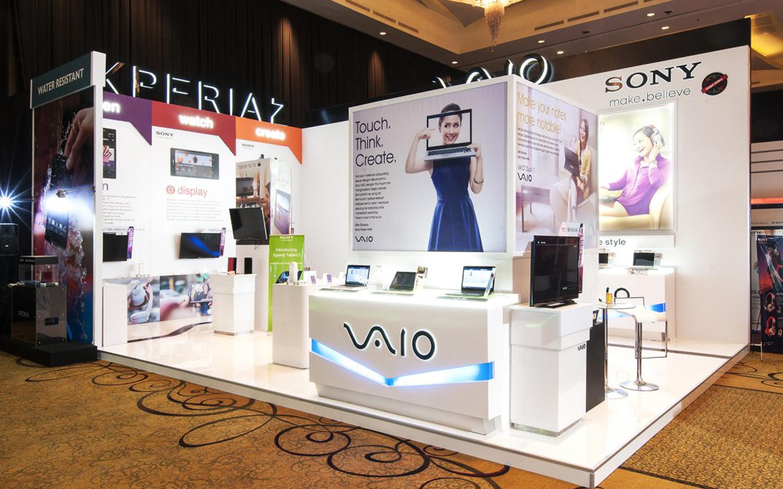 Sony Exhibition